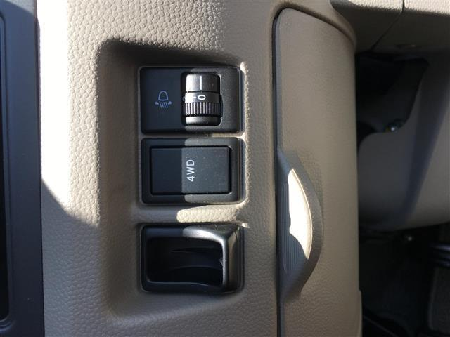 メモリナビ スロープ 電動ウインチ 4WD バックカメラ(11枚目)