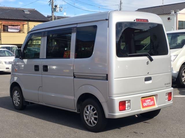 「スズキ」「エブリイ」「コンパクトカー」「福島県」の中古車2