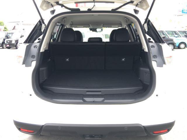 日産 エクストレイル 20X ハイブリッド エマージェンシーブレーキP 4WD