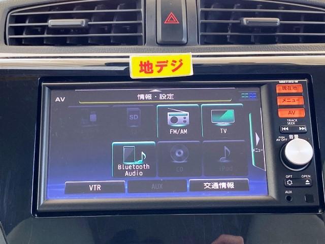 S 純正ナビ地デジ衝突軽減BT接続i-stopCD再生(4枚目)