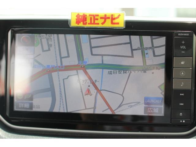 X SA 純正ナビ/地デジ/バックカメラ/衝突軽減/LEDヘッドライト/純正14AW/I-STOP/DVD再生/(3枚目)