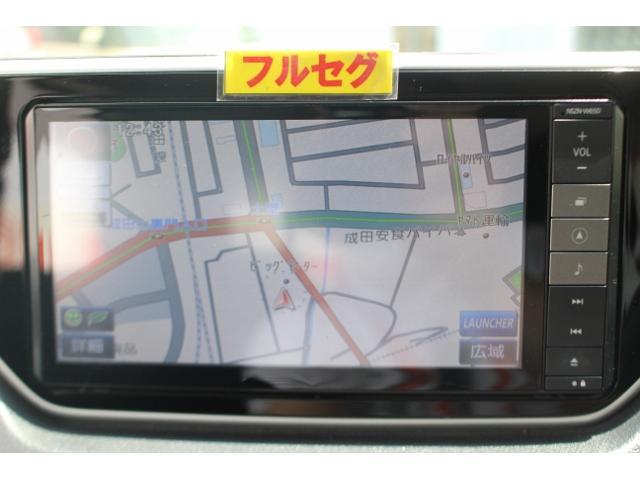 X SA 純正ナビ/地デジ/バックカメラ/衝突軽減/LEDヘッドライト/純正14AW/I-STOP/DVD再生/(4枚目)