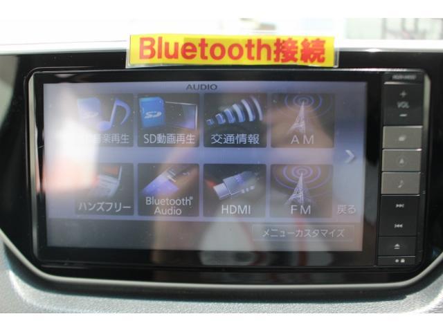 X SA 純正ナビ/地デジ/バックカメラ/衝突軽減/LEDヘッドライト/純正14AW/I-STOP/DVD再生/(7枚目)