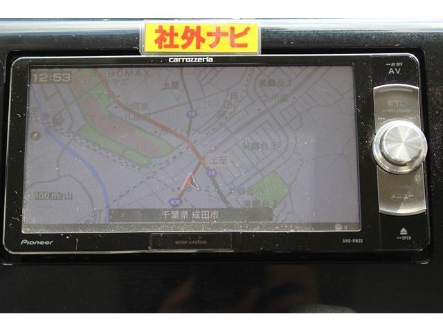 J 後期型/社外ナビ/地デジ/ETC/キーレス/DVD再生/フロアマット/電動格納ミラー/(3枚目)