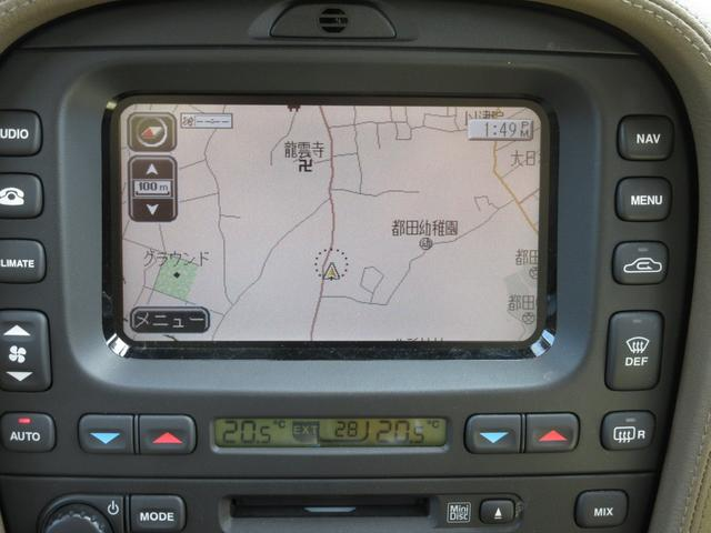 ジャガー ジャガー Sタイプ 3.0V6 AW17インチ 革シート HID パワーシート