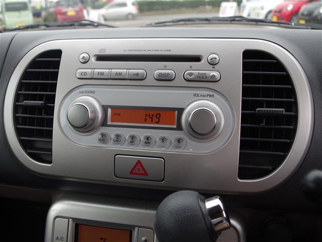 スズキ MRワゴン Wit XS スマートキー 純正CD HID フォグ
