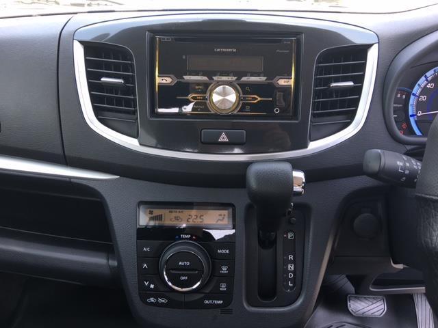 スズキ ワゴンRスティングレー X ベンチシート スマートキー HID キーレス CD