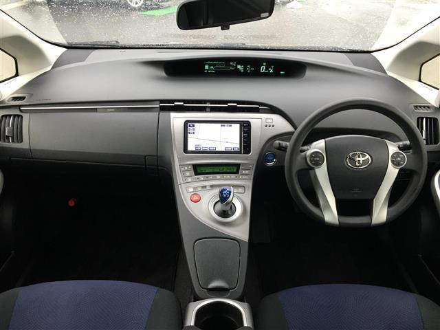 トヨタ プリウス S メモリナビ Bカメラ ワンセグ スマートキー ETC