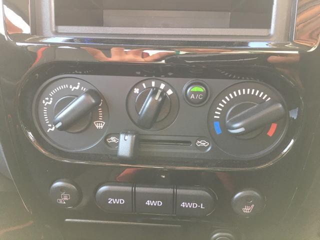 クロスアドベンチャー4WD カブロンソフト シートヒーター(4枚目)