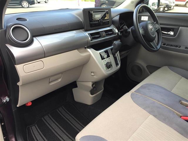 スタイル X SAII 4WD スマートキー ワンオーナー(10枚目)