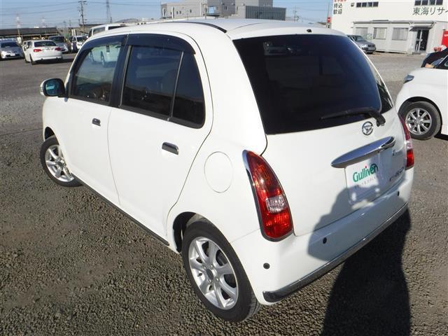 ダイハツ ミラジーノ ジーノ プレミアムX 4WD HID キーレス CD MD