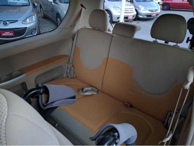 片側パワスラ 福祉車両 車椅子シート付き ETC キーレス(8枚目)