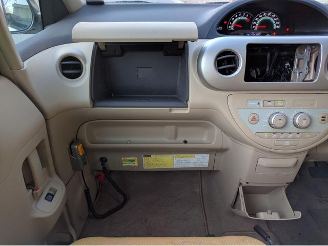片側パワスラ 福祉車両 車椅子シート付き ETC キーレス(11枚目)