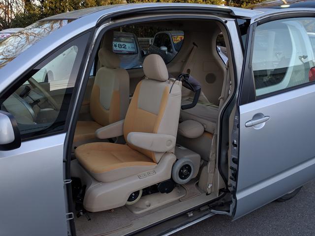 片側パワスラ 福祉車両 車椅子シート付き ETC キーレス(16枚目)