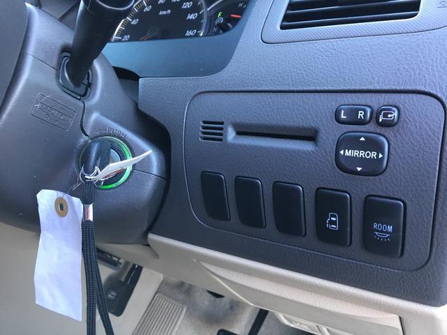 トヨタ アルファードV AX Lエディション 後席モニター バックカメラ