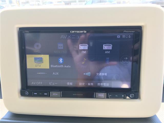 G 社外SDナビ CD/DVD/FM/フルセグ/AM/USB/iPod/AUX/BT Bカメラ 衝突軽減ブレーキ 横滑り防止装置 ヘッドライトレベライザー ETC Pスタート 純正ルーフラック/ステッカー(7枚目)