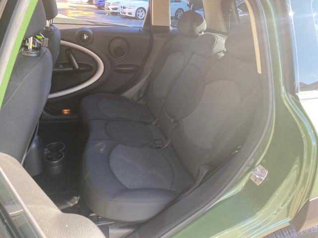 クーパーD クロスオーバー オール4 ワンオーナー 社外ナビ 地デジ D/Nシートヒーター コーナーセンサー ドライブレコーダー HIDライト オートライト ETC(9枚目)