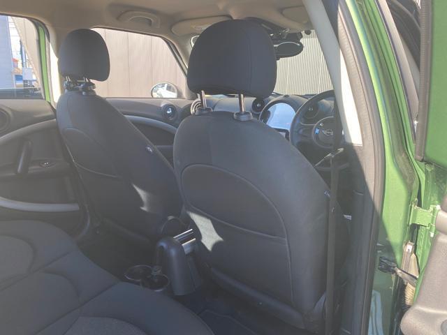 クーパーD クロスオーバー オール4 ワンオーナー 社外ナビ 地デジ D/Nシートヒーター コーナーセンサー ドライブレコーダー HIDライト オートライト ETC(36枚目)