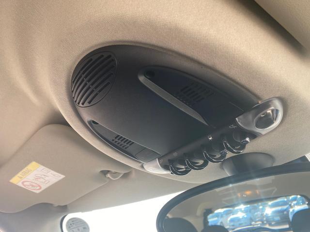 クーパーD クロスオーバー オール4 ワンオーナー 社外ナビ 地デジ D/Nシートヒーター コーナーセンサー ドライブレコーダー HIDライト オートライト ETC(42枚目)