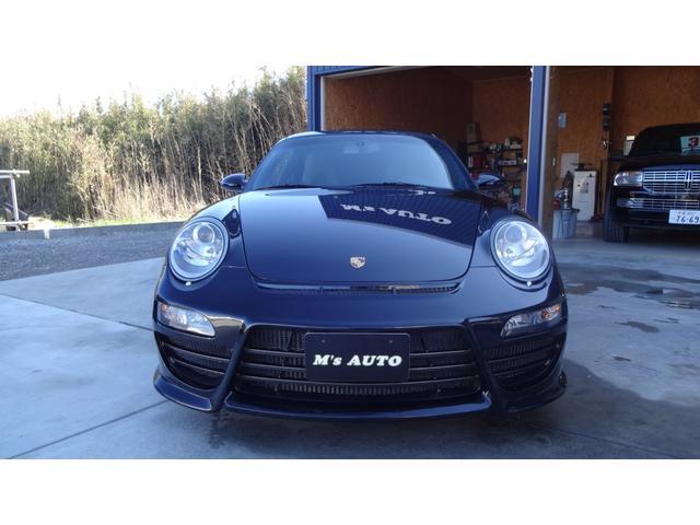ポルシェ ポルシェ 911カレラ EUR GTエアロ マフラー サンルーフ付