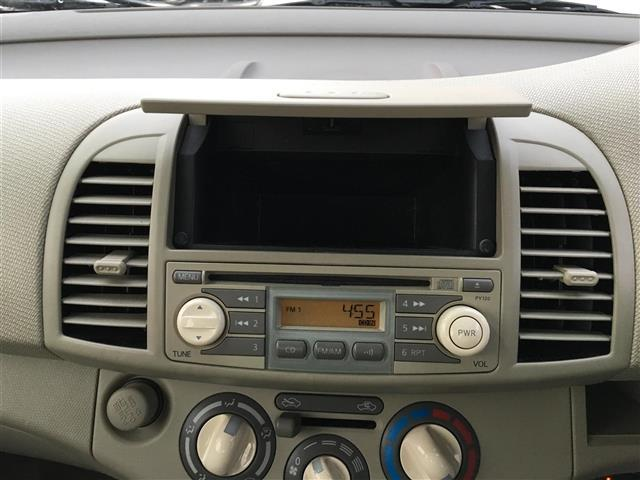日産 マーチ 14S FOUR 4WD ETC キーレス CDオーディオ