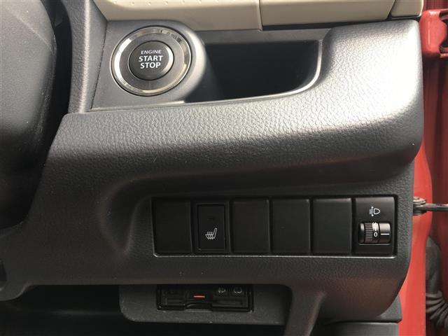 X FOUR 純正オーディオ ETC プッシュEG 4WD(19枚目)