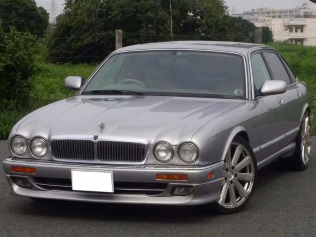 ジャガー ジャガー XJ6-4.0S 社外20AW 社外足廻 コノリー革 ETC