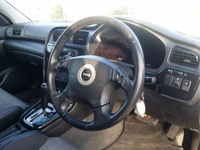 スバル レガシィツーリングワゴン GT-B E-tune 4ナンバー メモリーナビTV ETC