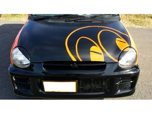 三菱 ミニカトッポ アミスタ 全塗装車 フル装備 社外ホイール メッキミラー