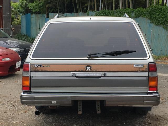 「日産」「グロリアワゴン」「ステーションワゴン」「神奈川県」の中古車5