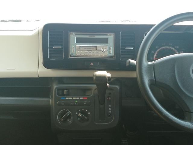 スズキ MRワゴン ECO-L アイドリングストップ スマートキー