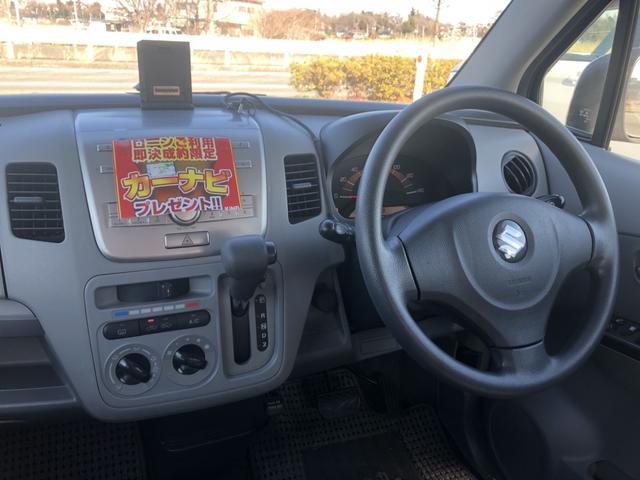 スズキ ワゴンR FX キーレス 電格ミラー レベライザー ベンチシート CD