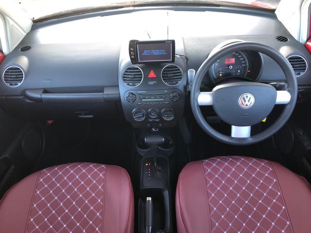 「フォルクスワーゲン」「VW ニュービートル」「クーペ」「千葉県」の中古車10