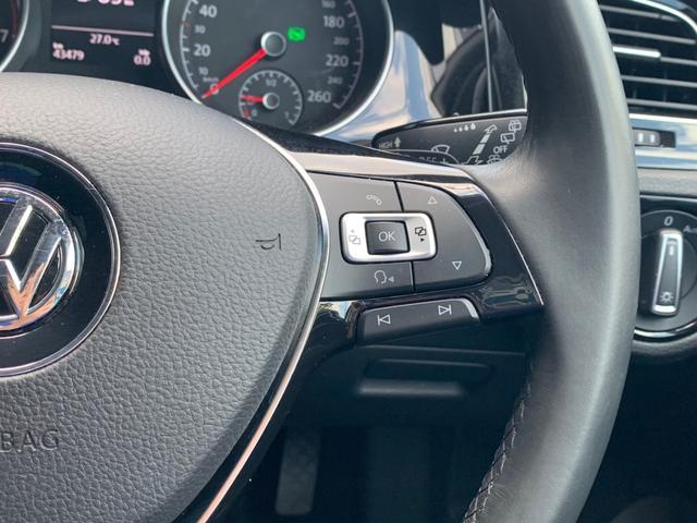 TSIハイラインブルーモーションテクノロジー 2016yモデル 追従クルーズ 衝突軽減ブレーキ ディスカバープロ(フルセグ/Bluetooth/DVD/CD/AUX) ETC 専用シート&インテリアパネル LEDポジション付キセノン 純正17AW(36枚目)