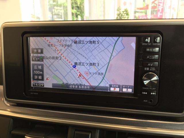 アクティバG SAII 社外SDナビ・フルセグTV・スマートアシスト・バックカメラ・ステアリングスイッチ・プッシュスタート・スマートキー・LED・オートライト・フォグランプ・ドラレコ・純正15AW(3枚目)