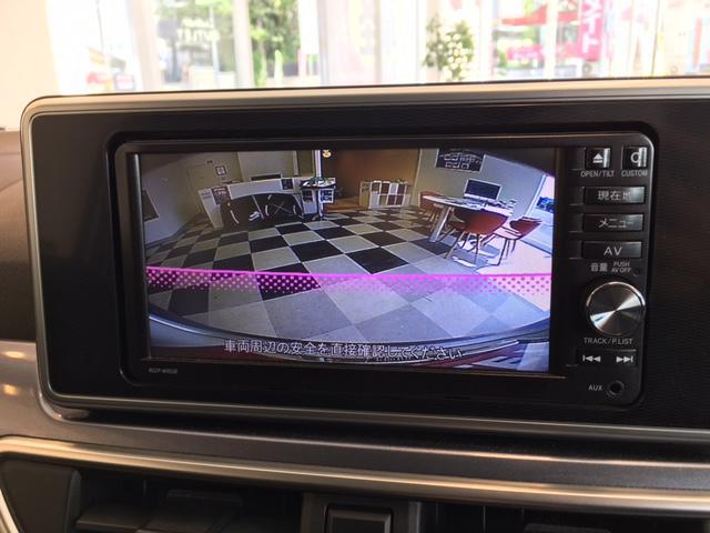 アクティバG SAII 社外SDナビ・フルセグTV・スマートアシスト・バックカメラ・ステアリングスイッチ・プッシュスタート・スマートキー・LED・オートライト・フォグランプ・ドラレコ・純正15AW(4枚目)
