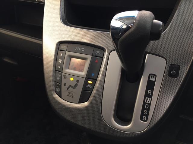 カスタム XスマートセレクションSA 社外SDナビ・衝突軽減ブレーキ・プッシュスタート・スマートキー・LEDヘッドライト・フォグランプ・オートライト・ドアバイザー・ETC・純正14インチアルミ(9枚目)