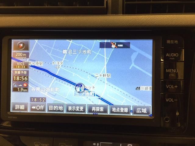 S ワンオーナー・純正SDナビ・ウインカーミラー・スペアキー・フォグランプ・ヘッドライトレベライザー・Bluetooth・スペアキー(3枚目)