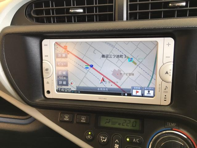 S ワンオーナー・純正SDナビ・バックカメラ・ステアリングスイッチ・コーナーセンサー・プッシュスタート・スマートキー・LED・フォグ・オートライト・ETC・純正15AW(3枚目)