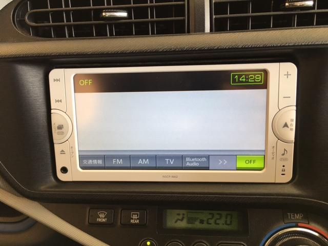 S ワンオーナー・純正SDナビ・バックカメラ・ステアリングスイッチ・コーナーセンサー・プッシュスタート・スマートキー・LED・フォグ・オートライト・ETC・純正15AW(5枚目)