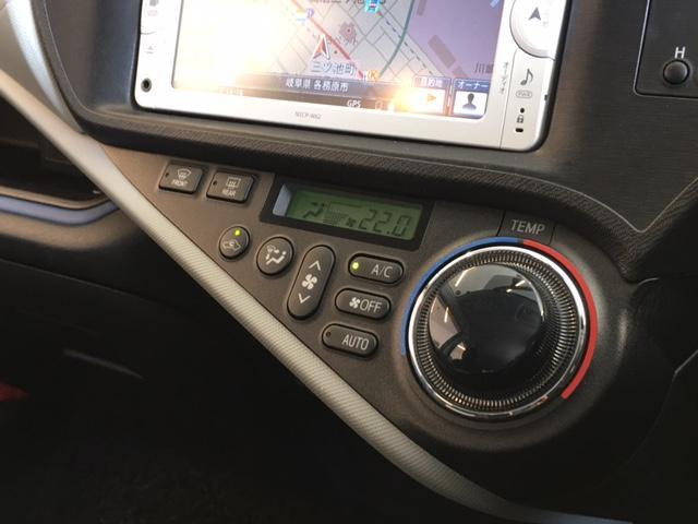 S ワンオーナー・純正SDナビ・バックカメラ・ステアリングスイッチ・コーナーセンサー・プッシュスタート・スマートキー・LED・フォグ・オートライト・ETC・純正15AW(6枚目)