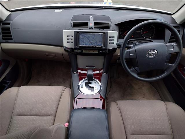 トヨタ マークX 250G Fパッケージ HDDナビ バックカメラ ETC