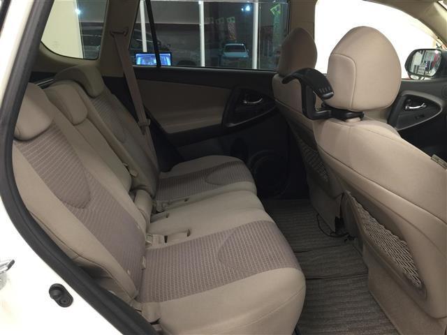 トヨタ ヴァンガード 240S エアロ 4WD ワンオーナー HDDナビ フルセグ