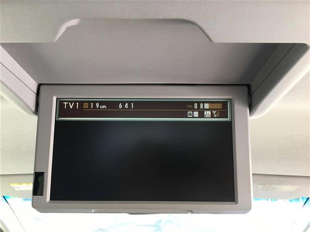 スパーダ Z HDDナビED 純正フリップダウンモニター(6枚目)