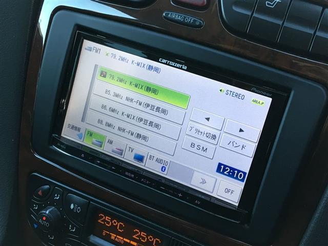 「メルセデスベンツ」「Mクラス」「セダン」「静岡県」の中古車4