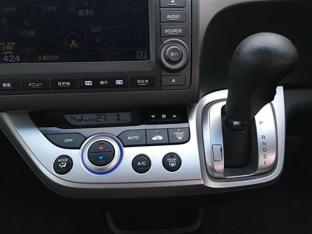 「ホンダ」「ストリーム」「ミニバン・ワンボックス」「福島県」の中古車5