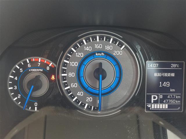 ハイブリッドMZ ナビ フルセグ Bluetooth 衝突軽減ブレーキ クルーズコントロール シートヒーター(10枚目)