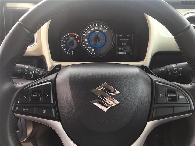 ハイブリッドMZ ナビ フルセグ Bluetooth 衝突軽減ブレーキ クルーズコントロール シートヒーター(14枚目)