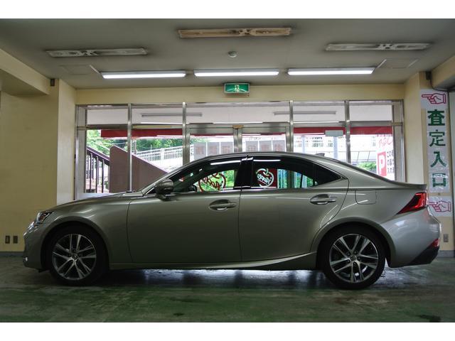 「レクサス」「IS」「セダン」「神奈川県」の中古車5
