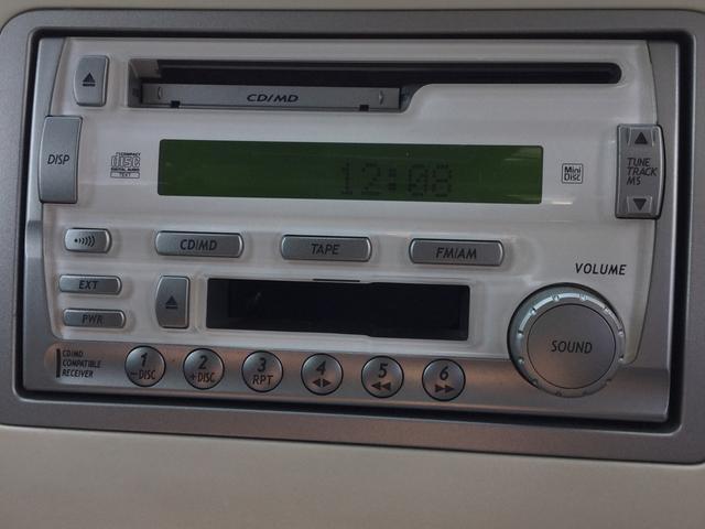 マツダ スピアーノ G CD 盗難防止 キーレス 衝突安全ボディ